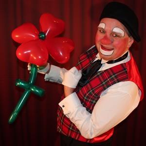 Fotoalbum van Ballonnenclown Kriek | Clownshow.nl