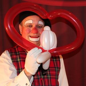 Foto van Ballonnenclown Kriek | Clownshow.nl