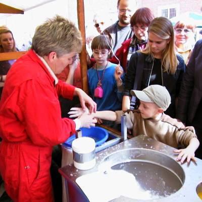 Fotoalbum van Waxhands | Kindershows.nl