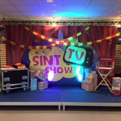 Fotoalbum van De Sint TV Show met Ricardo | Kindershows.nl