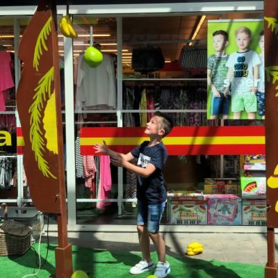 Fotoalbum van Cocosnoot vangen | Kindershows.nl