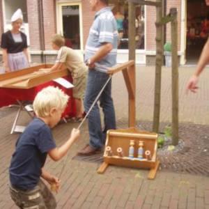 Oud-Hollandse Spelen inhuren