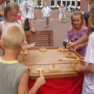 Oud-Hollandse Spelen boeken en huren