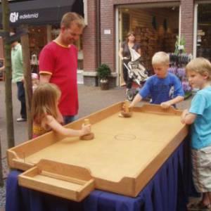 Inhuren van Oud-Hollandse Spelen