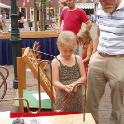 Fotoalbum van Oud-Hollandse Spelen | Attractiepret.nl
