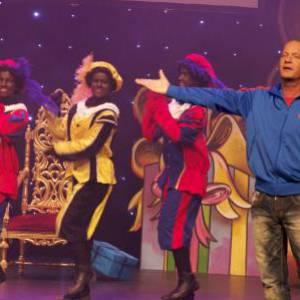 Sinterklaasshow met Ron Boszhard inhuren?