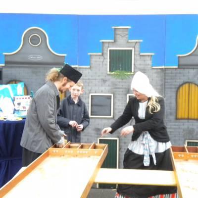 Foto van Oud Hollandse Sjoel Competitie | SintenKerst