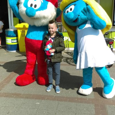 Meet & Greet De Smurfen huren