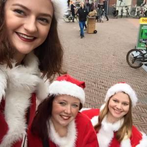 Het Te Gekke Kerst Team - 3 personen inhuren?