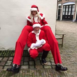 Het Te Gekke Kerst Team - 3 personen inzetten?
