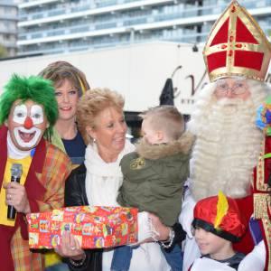 Clown Jopie en Tante Angelique inclusief Sinterklaas boeken