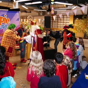 Complete Sinterklaasshow inhuren