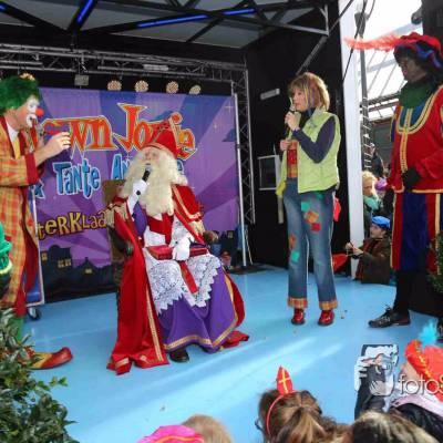 Sinterklaasshow boeken inclusief bezoek van Sinterklaas