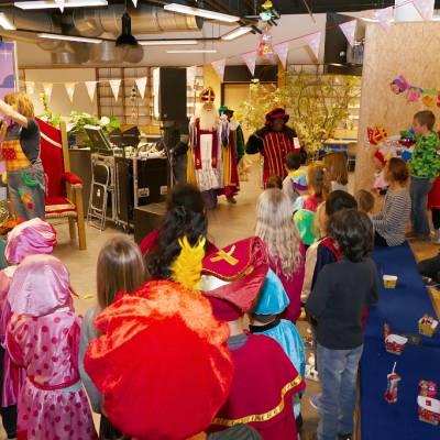 Complete Sinterklaasshow boeken