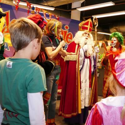 Professionele Sinterklaasshow inhuren