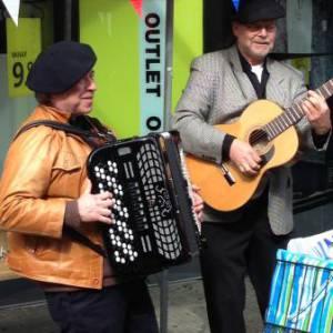 La Grande Difference het Franse Muziek Duo inhuren?