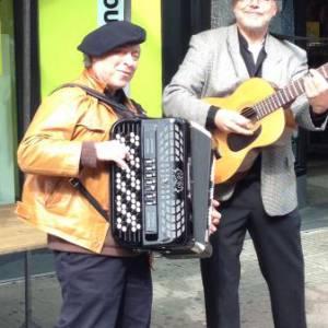 Franse Muziek Duo La Grande Difference boeken