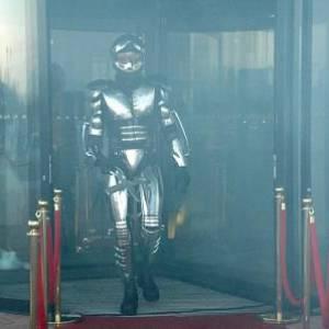 Robotact Mr. Universe the Robotman mobiele act