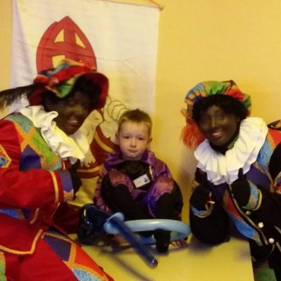 Te Gekke Zwarte Pieten Team - 4 Zwarte Pieten boeken of inhuren?