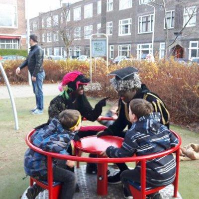 Fotoalbum van 4 Speciale Zwarte Pieten | Sinterklaasshow.nl
