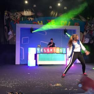 Telekids Disco Show inhuren?