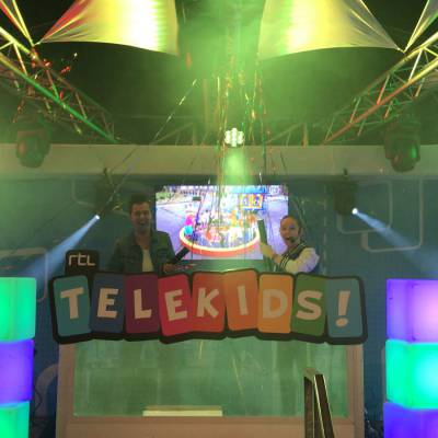 Telekids Disco Show inzetten?