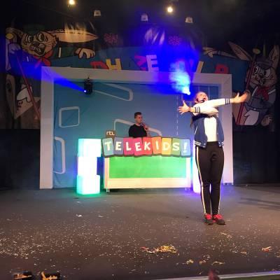Foto van Telekids Disco Show | Kindershows.nl