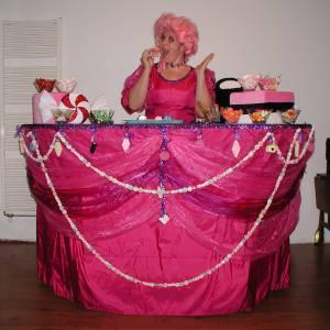 Miss Mable Table - Snoepjes boeken?