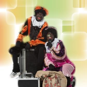 Fotoalbum van Zwarte Pieten Disco Feest | Sinterklaasshow.nl