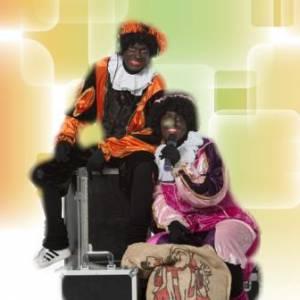 Zwarte Pieten Disco Feest boeken?