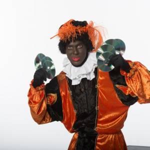 Zwarte Pieten Disco Feest boeken of inhuren?