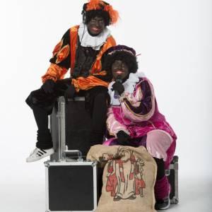 Zwarte Pieten Disco Feest Sinterklaasshow boeken