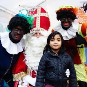Zwarte Pieten Disco Feest Sinterklaassshow inhuren