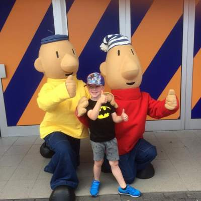 Foto van Meet & Greet Buurman en Buurman | Kindershows.nl
