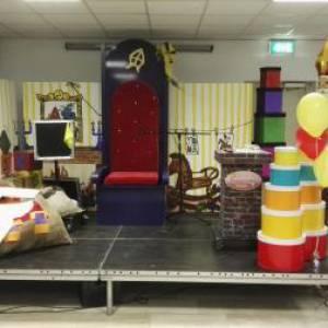 Foto van Super Deluxe Sinterklaastroon   Partyspecialist.nl