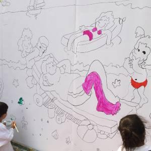 Kunst 4 Kids inhuren