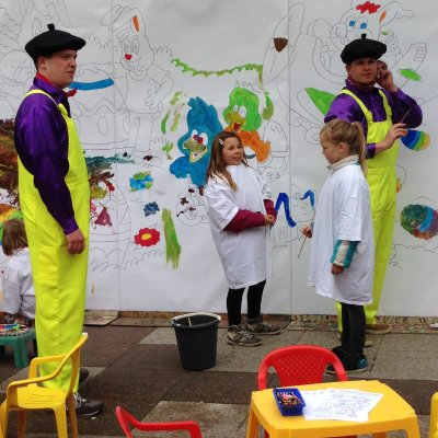 Fotoalbum van Kunst 4 Kids | Kindershows.nl