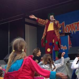 Clownsshow inhuren