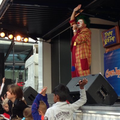 Bekende Clown inhuren