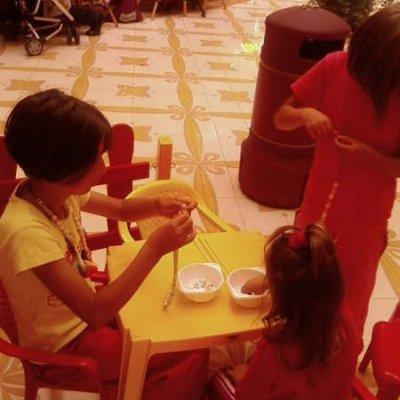 Foto van Workshop Snoep Versieren | Kindershows.nl