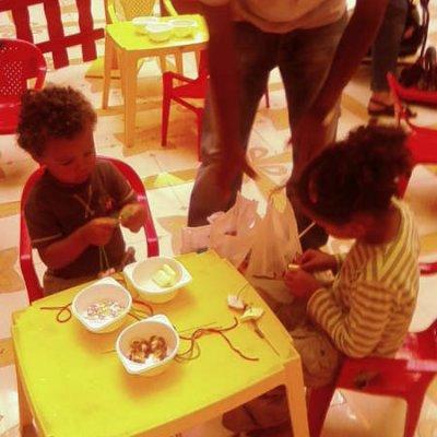 Workshop Snoep Versieren inhuren