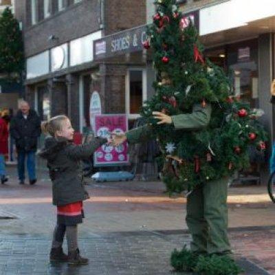 Het levende kerstboompje inhuren of boeken sint en kerst - Fotos van levende ...