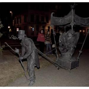 Levend Standbeeld - Stenen Sprookje inhuren?