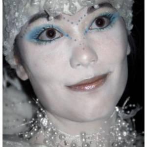 Levend Standbeeld - Winter Koningin inhuren?