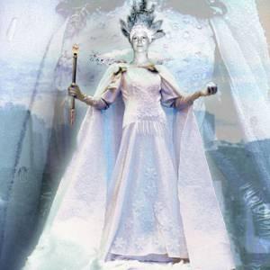 Levend Standbeeld - Winter Koningin boeken of inhuren?