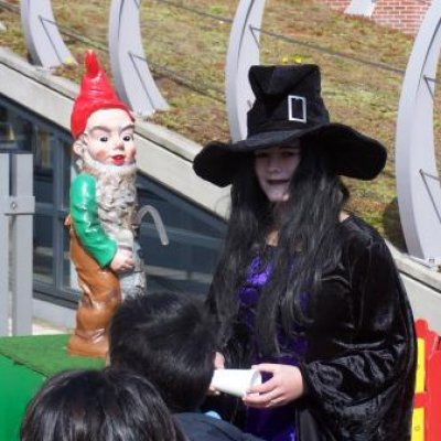 Foto van Limonade Terras | Clownshow.nl