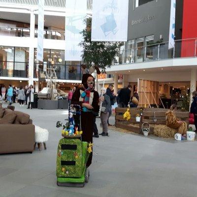 Fotoalbum van De Muzikale Paashaas - Mobiele Muziek | Attractiepret.nl