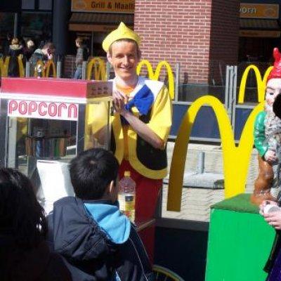 Foto van Popcorn Stand | Kindershows.nl