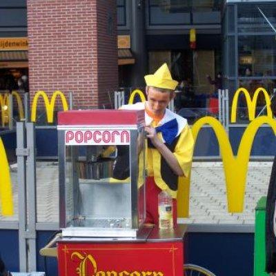 Foto van Popcorn Stand | Attractiepret.nl
