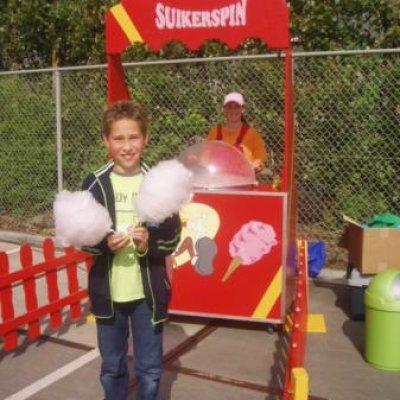 Fotoalbum van Suikerspin | Kindershows.nl